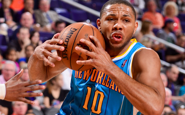 Eric Gordon could be part of a weird Pelicans tea next year.  (USATSI)