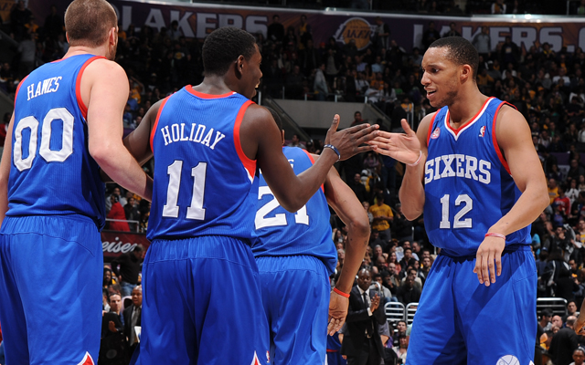 The Sixers are headed a new direction. (Getty Images)