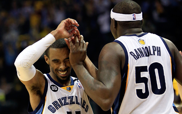 The Grizzlies have made the most of their situation.   (Getty Images)