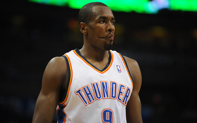 Serge Ibaka sucks right now but it's fixable. (USATSI)