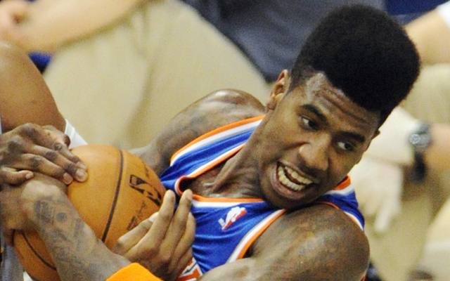 Is Iman Shumpert OK right now? (USATSI)
