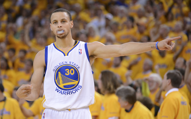 Curry is ready to lead the Warriors into Game 5.   (USATSI)