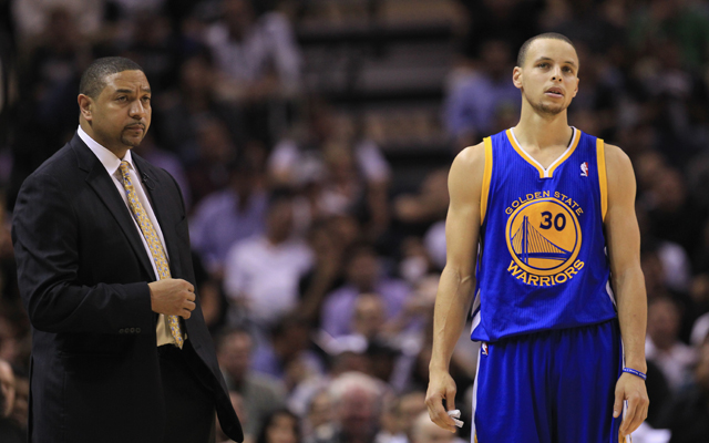 Steph Curry struggled Tuesday night.   (Getty Images)