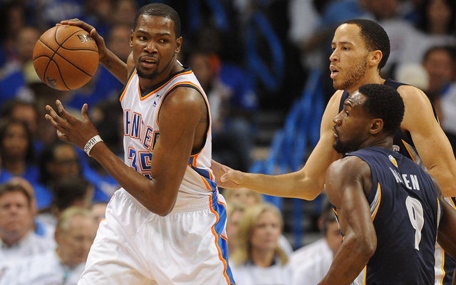 Can the Thunder hold off the Grizzlies down 3-1?   (USATSI)