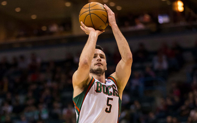 J.J. Redick could depart from Milwaukee in July.   (USATSI)