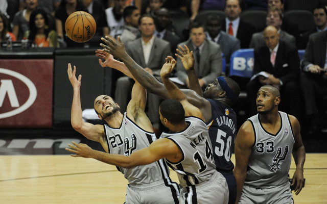 Spurs-Grizzlies: Spurs stymie Zach Randolph with lots of hard work