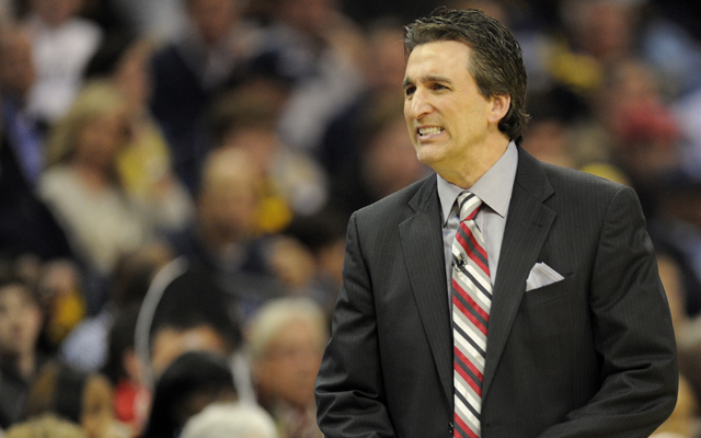 Vinny Del Negro is out after leading the Clippers on a 17-game win streak and a 16-0 December. (Getty Images)