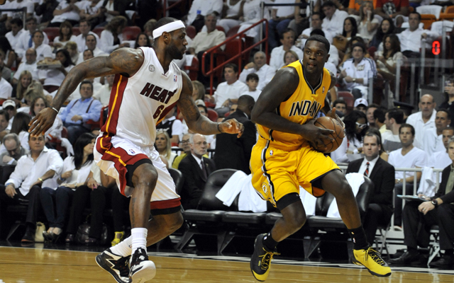 Lance Stephenson and the Pacers can't turn the ball over. (USATSI)