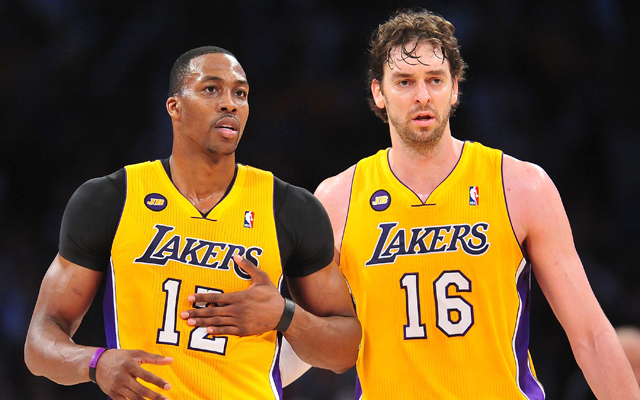 d1dd5737190 Pau Gasol on Dwight Howard   He s looking at his options ... I guess ...