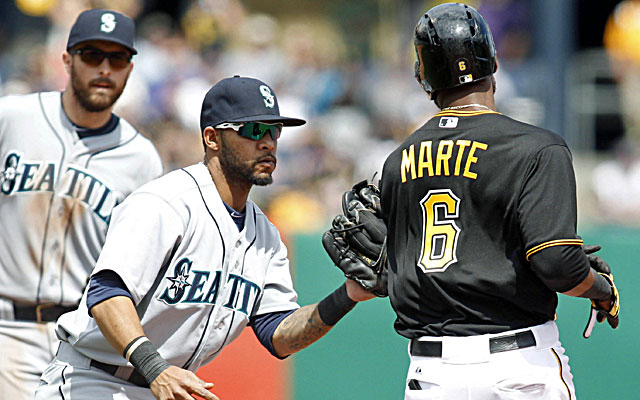 The Mariners didn't draw much too much excitement in Pittsburgh in early May. (USATSI)