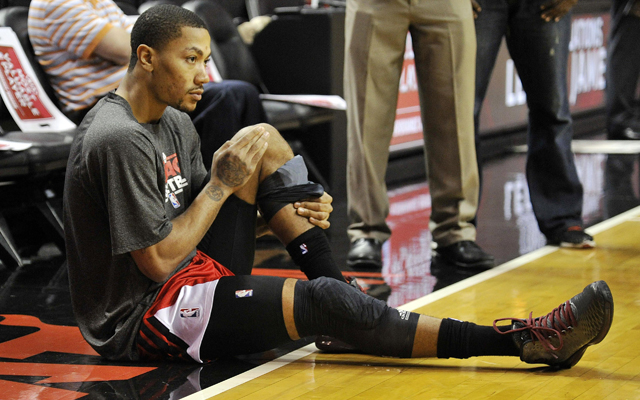 Was Rose unfairly criticized for his missed season? (USATSI)