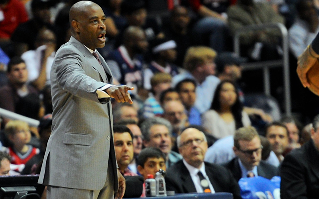 Larry Drew is jobless after year one of a three-year contract.