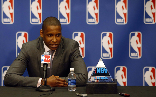 Ujiri takes over the Raptors.   (USATSI)