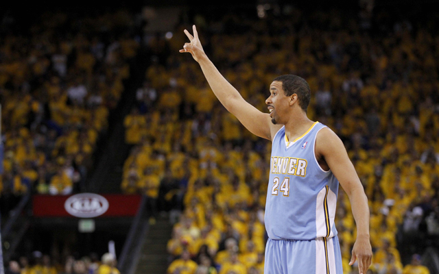 Andre Miller could be waving goodbye to Denver. (USATSI)
