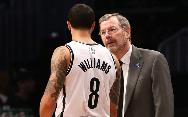 Will Carlesimo stay with the Nets?    (USATSI)