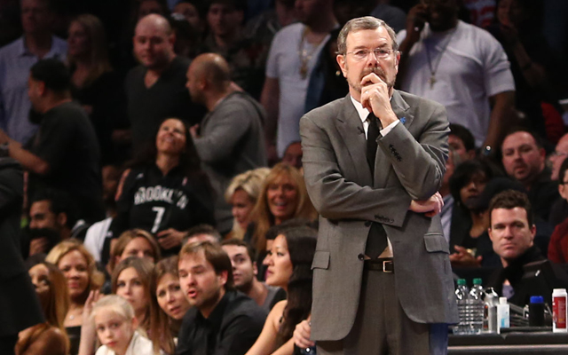 P.J. Carlesimo has been let go as interim coach.   (USATSI)