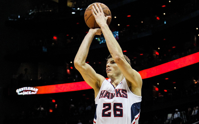 Kyle Korver is a Nets target, according to reports.    (USATSI)