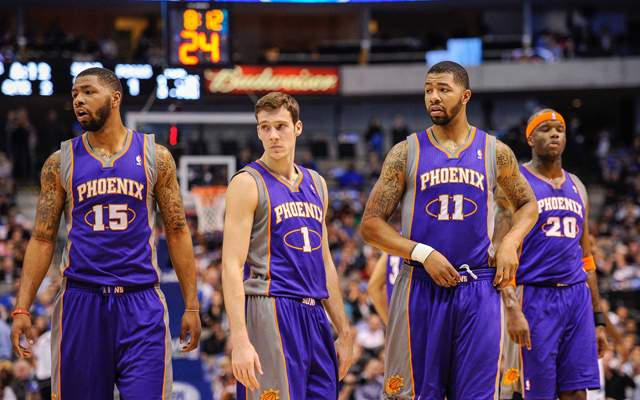 Suns Players   (USATSI)