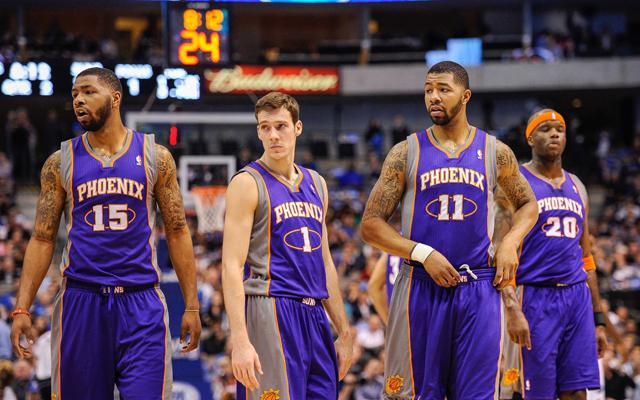 Suns Players   (USATSI)