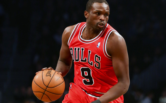 The Bulls want a big return for Luol Deng.   (USATSI)