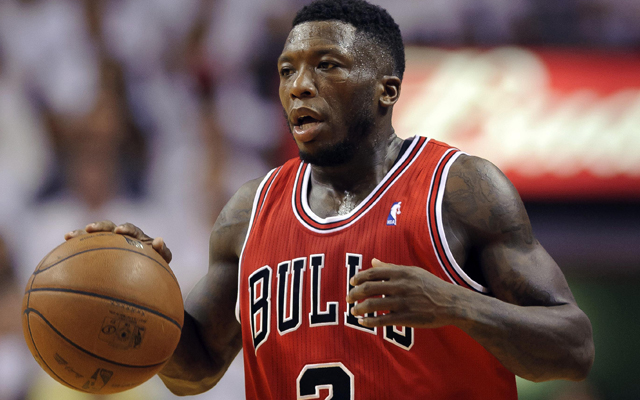 Nate Robinson could be headed to Denver.     (USATSI)