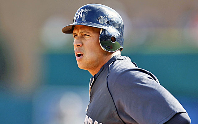 The chances of Alex Rodriguez earning the rest of the millions remaining on his deal are dwindling. (USATSI)