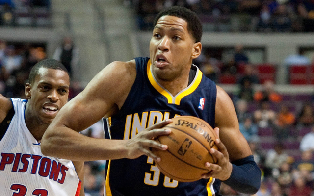 Danny Granger could be on the move this summer.   (USATSI)