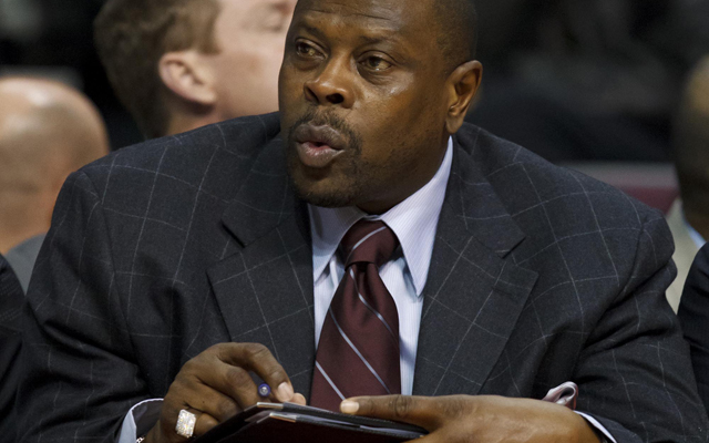Patrick Ewing is one step closer to coaching his own team. (USATSI)