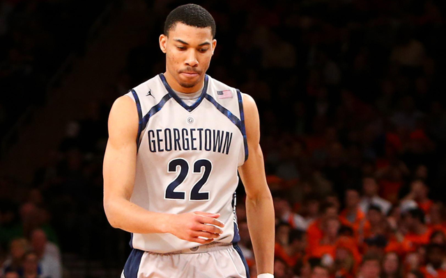 Otto Porter could be the third pick in the draft.   (USATSI)