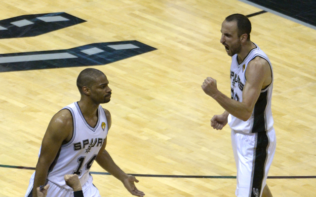 The Spurs are prepared if Parker can't play in Game 4.   (USATSI)