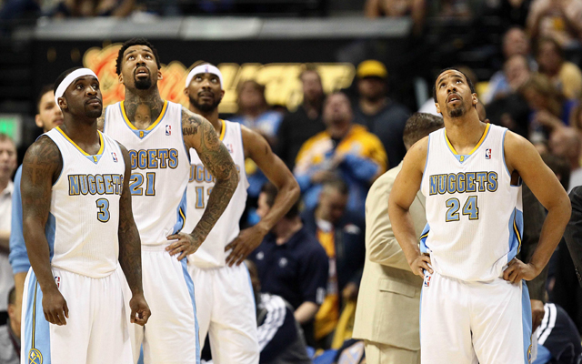 The Nuggets finally know who will shape the roster, and he's younger than Andre Miller. (USATSI)