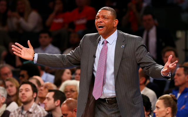 The Clippers reportedly want Doc Rivers.   (USATSI)