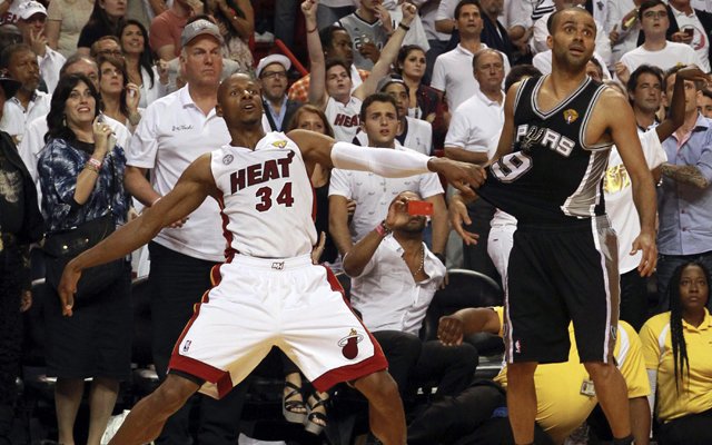 The NBA will give us closure on the 2012-13 season with Game 7. (USATSI)
