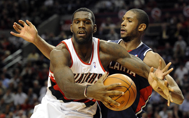 Could Greg Oden join the Heat and bolster their interior? (USATSI)