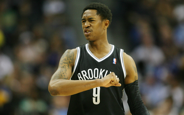 The Wolves are reportedly interested in MarShon Brooks.   (USATSI)