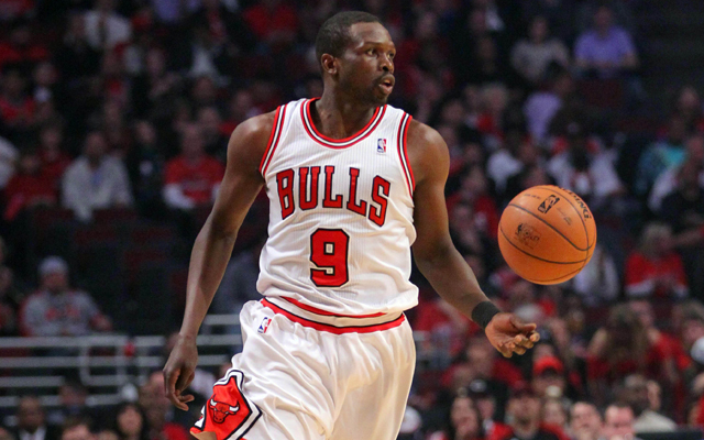 Luol Deng will be an unrestricted free agent in 2014.    (USATSI)