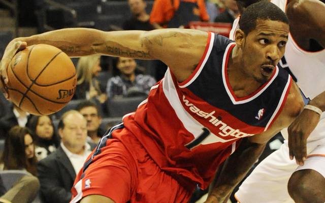 Trevor Ariza will be back with Washington next year.   (USATSI)