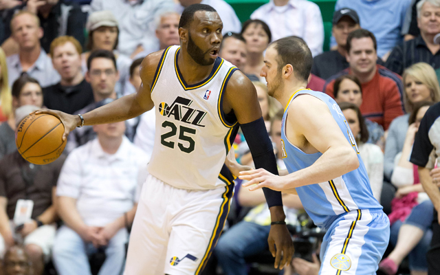 Bobcats will pursue Al Jefferson as a free agent.    (USATSI)