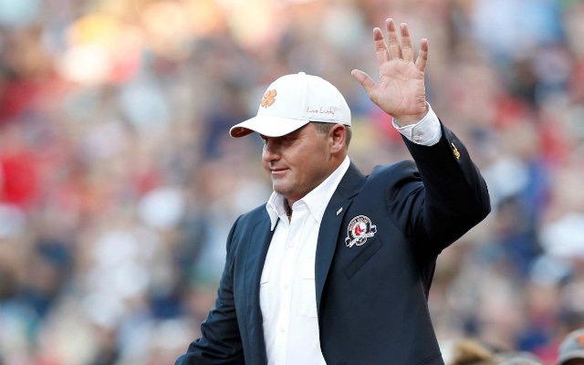 Roger Clemens is worth considering for the Hall, but he doesn't make the ballot just yet. (USATSI)
