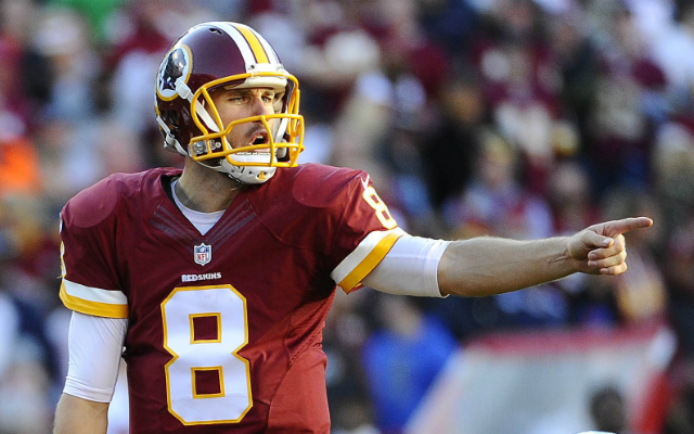 Kirk Cousins has an outside chance at being franchised. (USATSI)