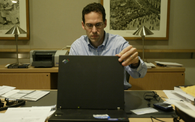 Could Paul DePodesta have been the missing link in making the Browns relevant? (Getty Images)