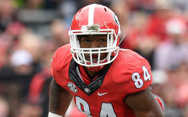 Leonard Floyd left scouts wanting more at Georgia's pro day. (USATSI)