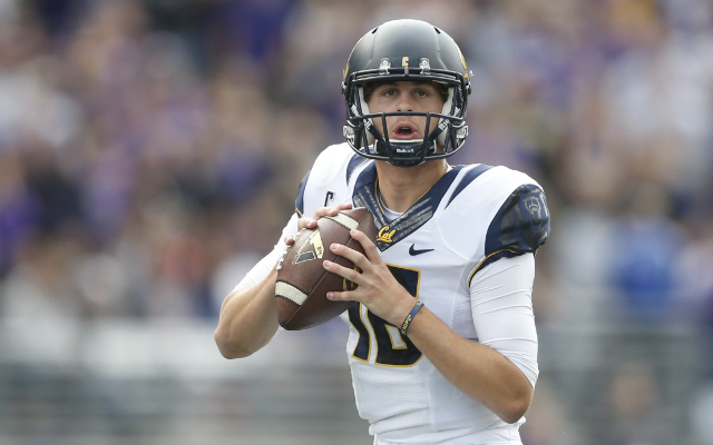 Jared Goff has some tough defensive matchups coming up in October. (USATSI)