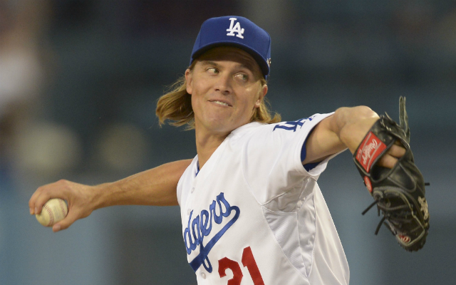 Will Zack Greinke earn $32 million per year on his new deal? (USATSI)
