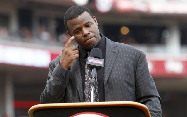 Ken Griffey Jr. is the only shoo-in on the 2016 ballot. (USATSI)