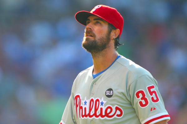 The Rangers won the Cole Hamels sweepstakes on Wednesday. (USATSI)