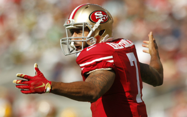 Colin Kaepernick will likely play elsewhere in 2016. (USATSI)