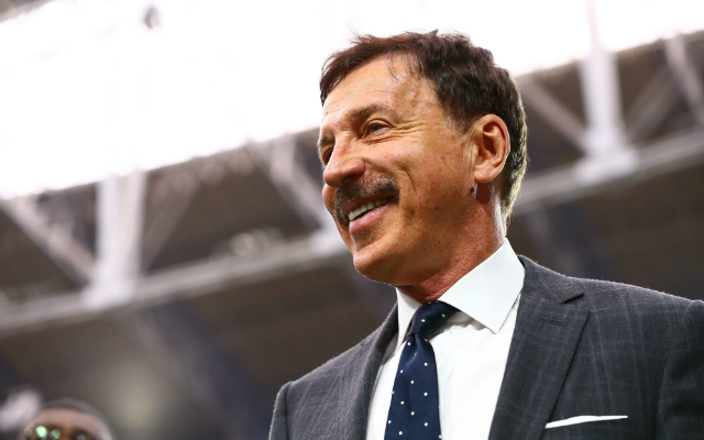The NFL is considering other options for Stan Kroenke if he's unable to move to LA. (USATSI)