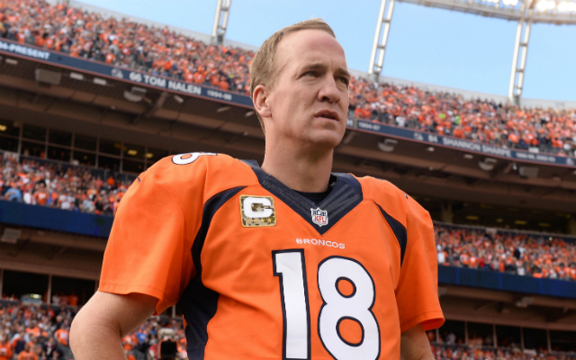 Manning will be a coveted front-office candidate after retirement. (USATSI)