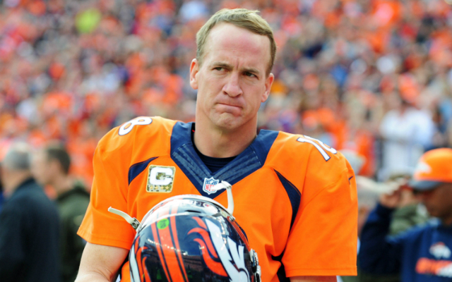 Peyton Manning's side of the story is out. (USATSI)